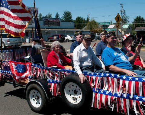 American Legion Vets